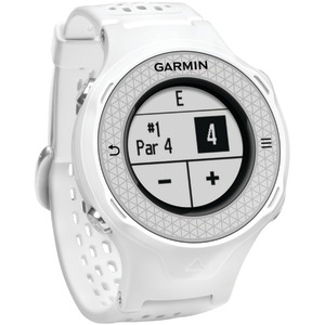 Approach(R) S4 Golf GPS Watch (White)