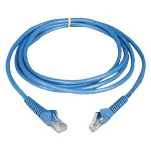 TRIPP LITE CAT-6 Gigabit Snagless Molded Patch Cable (14ft) N201-014-BL