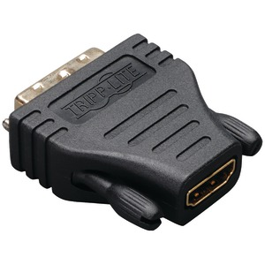 TRIPP LITE DVI-D Male to HDMI(R) Female Gold Adapter P130-000