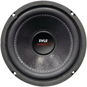 PYLE Power Series Dual Voice-Coil 4Ω Subwoofer (6.5 600 Watts) PLPW6D