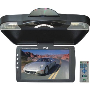 PYLE 14.1 Inch. Ceiling-Mount Monitor with DVD Player & IR Transmitter PLRD143IF