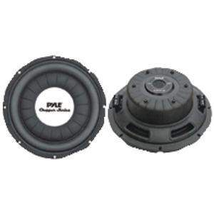 PYLE Chopper Series Shallow-Mount Subwoofer (12 Inch. 600 Watts) PLWCH12D