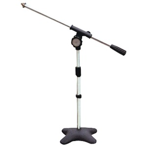 PYLE PRO Compact Base Microphone Stand PMKS7