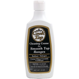 Cook Top Clean Cream (10oz Bottle)