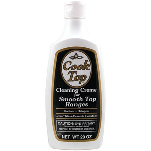 Cook Top Clean Cream (20oz Bottle)