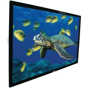 ezFrame Series Fixed Frame Screen (100 Inch.; 49 Inch. x 87 Inch.; 16:9 HDTV Format)