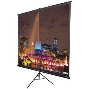 Tripod Series Projection Screen (16:9 HDTV Format 72 Inch. 35 Inch. x 63 Inch.)