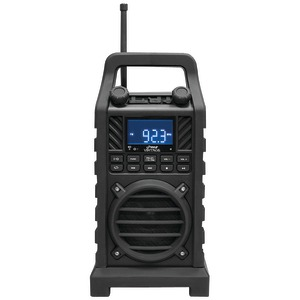 Outdoor Bluetooth(R) Speaker with Radio