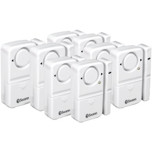 Complete Window Magnetic Alarm Kit (8 pk)