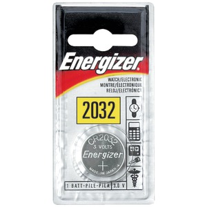 ENERGIZER 3-Volt Watch & Calculator Battery ECR2032BP