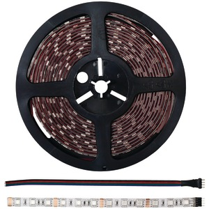 INSTALL BAY LED Strip Light with 16 Selectable Colors 5m 5MRGB-1