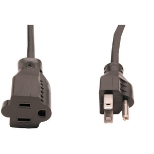 GE 1-Outlet Indoor-Outdoor Grounded Workshop Extension Cord 15ft 50369