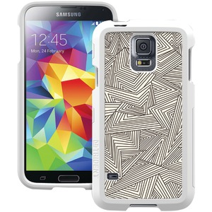 Samsung(R) Galaxy S(R) 5 Apollo Series(TM) Case (Zigzag & Streamless Waves)