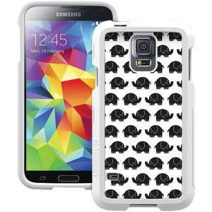 Samsung(R) Galaxy S(R) 5 Apollo Series(TM) Case (Striped & Elephant)