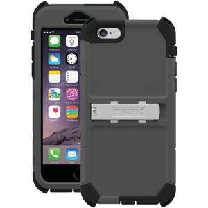 iPhone(R) 6 4.7 Inch. Kraken A.M.S. Series(TM) Case with Holster (Gray)
