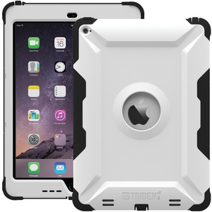TRIDENT iPad Air(TM) 2 Kraken A.M.S. Series(TM) Case (White) KN-APIPA2-WT000
