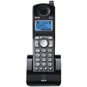 RCA 2-Line Cordless Accessory Handset 25055RE1