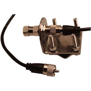 BROWNING Mirror-Mount Kit with CB Antenna Coaxial Cable BR-MM-18
