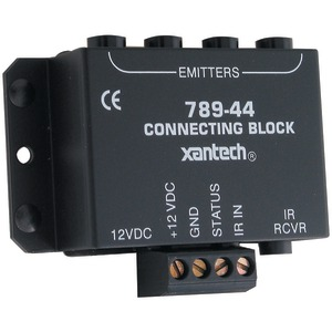 XANTECH 1-Zone Connecting Block (without Power Supply) 789-44