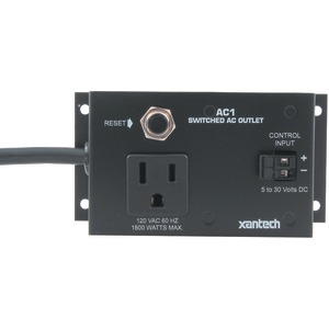XANTECH Controlled AC Outlet AC1