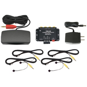 Hidden Link Plasma-Proof Shelf Top Receiver Kit