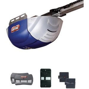 Garage Door Opener with 1-2+ HPc DC Chain