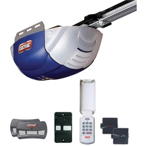 Garage Door Opener with 1-2+ HPc DC Belt