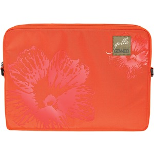 Goldie Sling Sleeve (Fits notebooks with up to 14 Inch. screens; Orange)