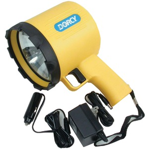 DORCY 1 Million Candle Power Rechargeable Spotlight 41-1097