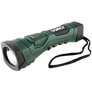 DORCY 180-Lumen LED Cyber Light Flashlight (Green) 41-4751