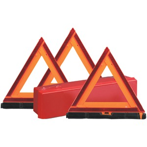 SATE-LITE Early Warning Triangle Triple Kit 73-0711-00