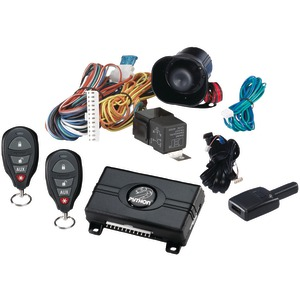 PYTHON 1-Way Security System 3105P