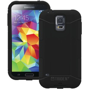 Samsung(R) Galaxy S(R) 5 Aegis Series(R) Case (Black)