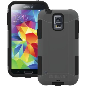 Samsung(R) Galaxy S(R) 5 Aegis Series(R) Case (Gray)