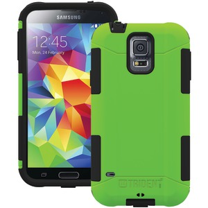 Samsung(R) Galaxy S(R) 5 Aegis Series(R) Case (Green)