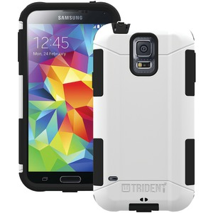 Samsung(R) Galaxy S(R) 5 Aegis Series(R) Case (White)