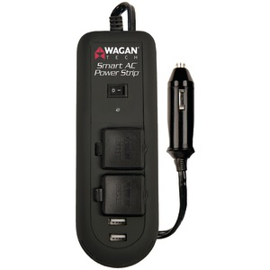 WAGAN TECH Smart AC(R) Power Strip Inverter 2621