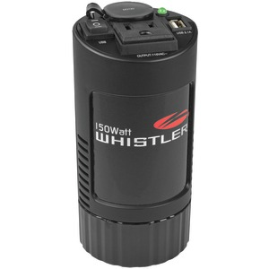WHISTLER 150-Watt Power Inverter Cup-Holder Type XP150I