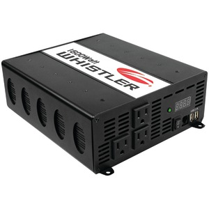 WHISTLER 1600-Watt Power Inverter XP1600I