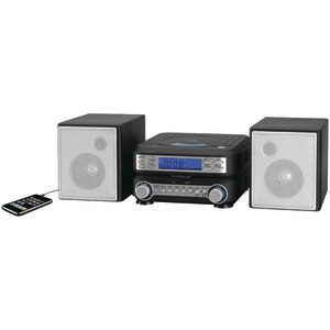 GPX Horizontal AM-FM-CD Player HC221B