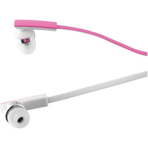 Stereo Earbuds (Pink)