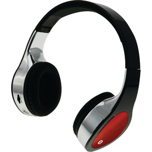 Bluetooth(R) On-Ear Headphones with Microphone