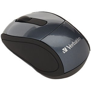VERBATIM Wireless Mini Travel Mouse (Graphite) 97470