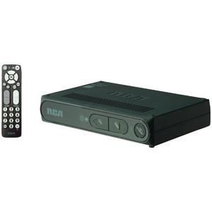 Digital-To-Analog Converter Box