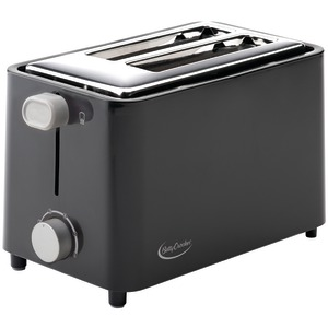 BETTY CROCKER 2-Slice Toaster (Black) BC-2605CB