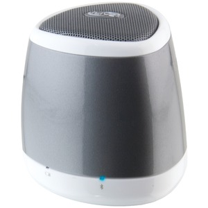 ILIVE BLUE Portable Bluetooth(R) Speaker (Silver) ISB23S