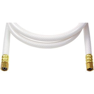 NONE Poly-Flex Ice Maker Connectors (5 ft x 1-4 Inch.; Lead-free poly) IPL05