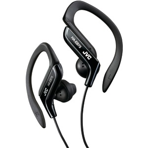 Ear-Clip Headphones (Black)