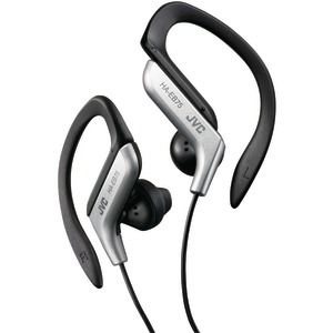 Ear-Clip Headphones (Silver)