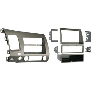 METRA 2006 - 2011 Honda(R) Civic Single- or Double-DIN Installation Kit 99-7871T